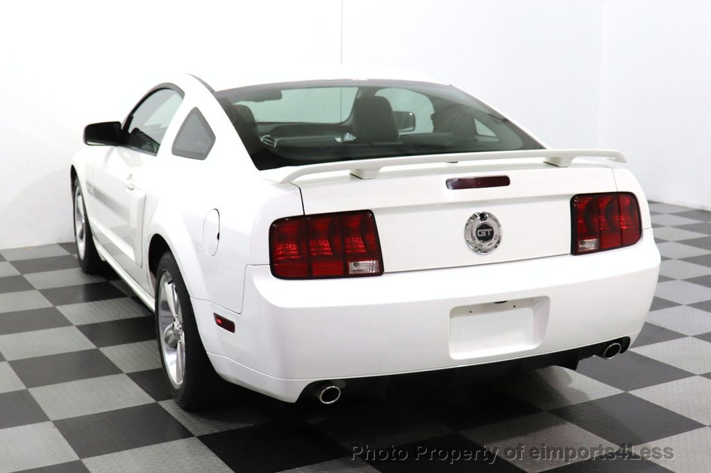 2007 Ford Mustang CERTIFIED MUSTANG GT/CS CALIFORNIA SPECIAL - 18499850 - 3