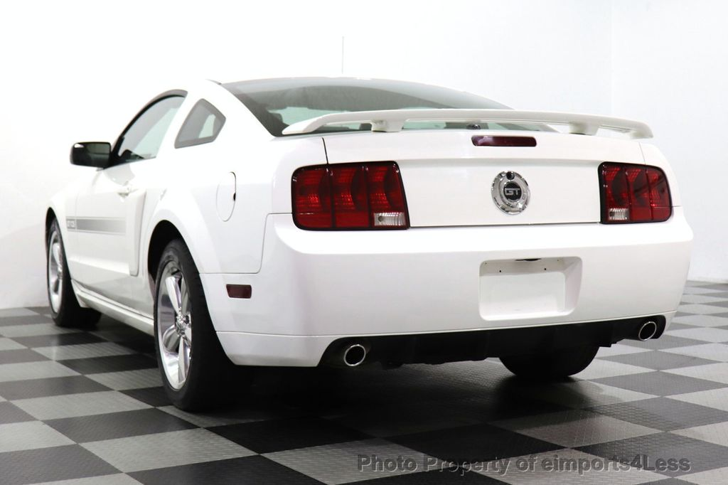 2007 Ford Mustang CERTIFIED MUSTANG GT/CS CALIFORNIA SPECIAL - 18499850 - 42