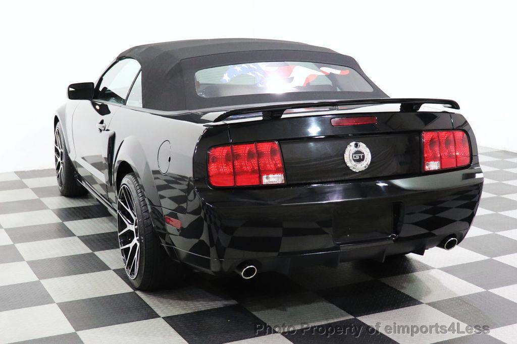 2007 Ford Mustang CERTIFIED MUSTANG GT/CS CALIFORNIA SPECIAL - 18587078 - 45