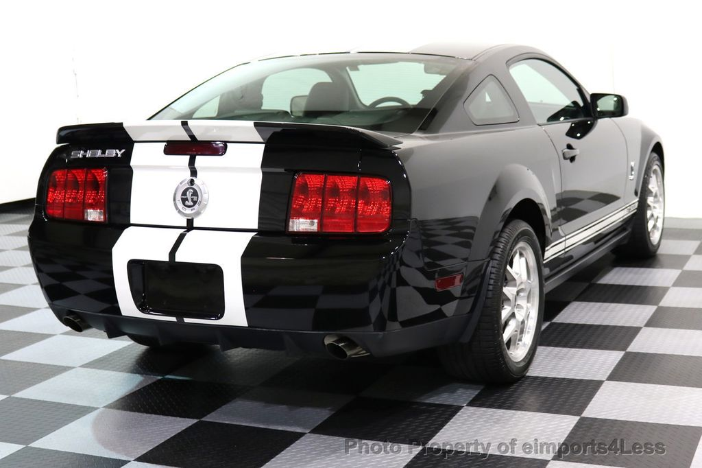 2007 Ford Mustang CERTIFIED SHELBY GT500 COUPE - 16935859 - 2