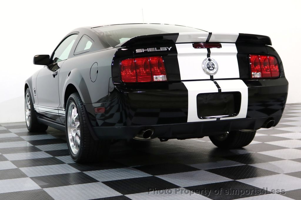 2007 Ford Mustang CERTIFIED SHELBY GT500 COUPE - 16935859 - 48