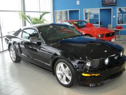 2007 Ford Mustang - 1ZVHT82H175220866