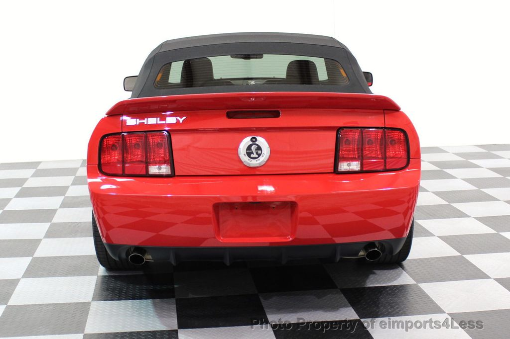 2007 Ford Mustang SHELBY GT500  - 17537715 - 15