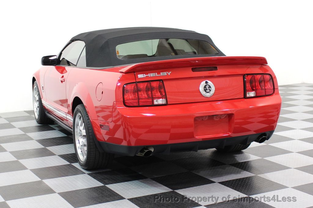 2007 Ford Mustang SHELBY GT500  - 17537715 - 2