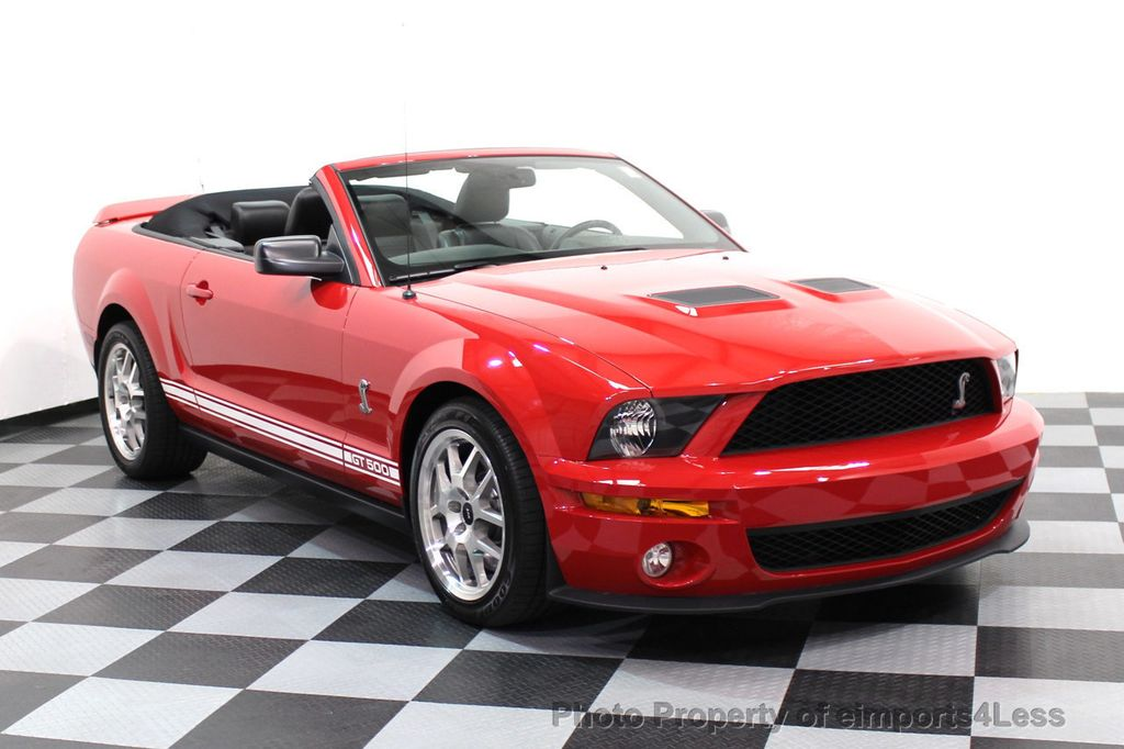 2007 Ford Mustang SHELBY GT500  - 17537715 - 41