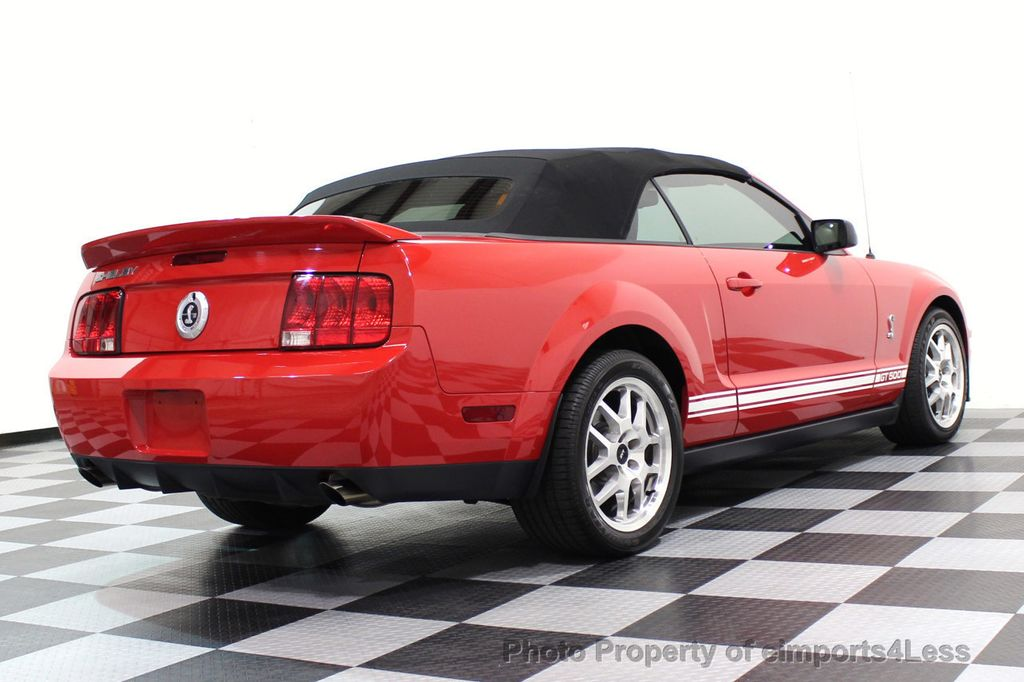 2007 Ford Mustang SHELBY GT500  - 17537715 - 42