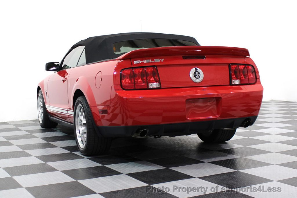 2007 Ford Mustang SHELBY GT500  - 17537715 - 45