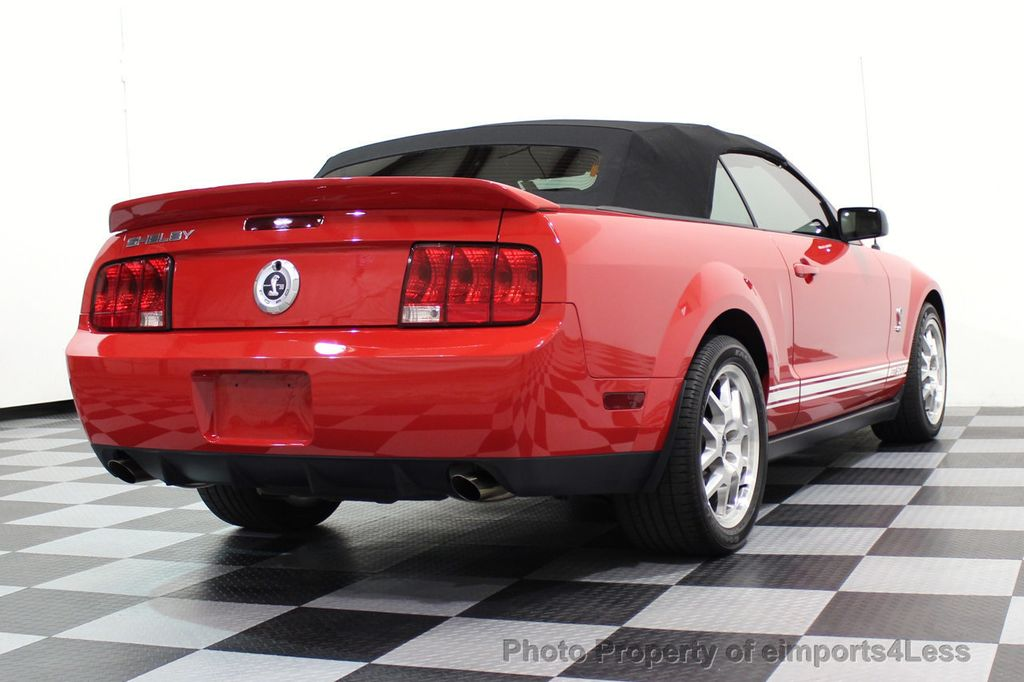 2007 Ford Mustang SHELBY GT500  - 17537715 - 46