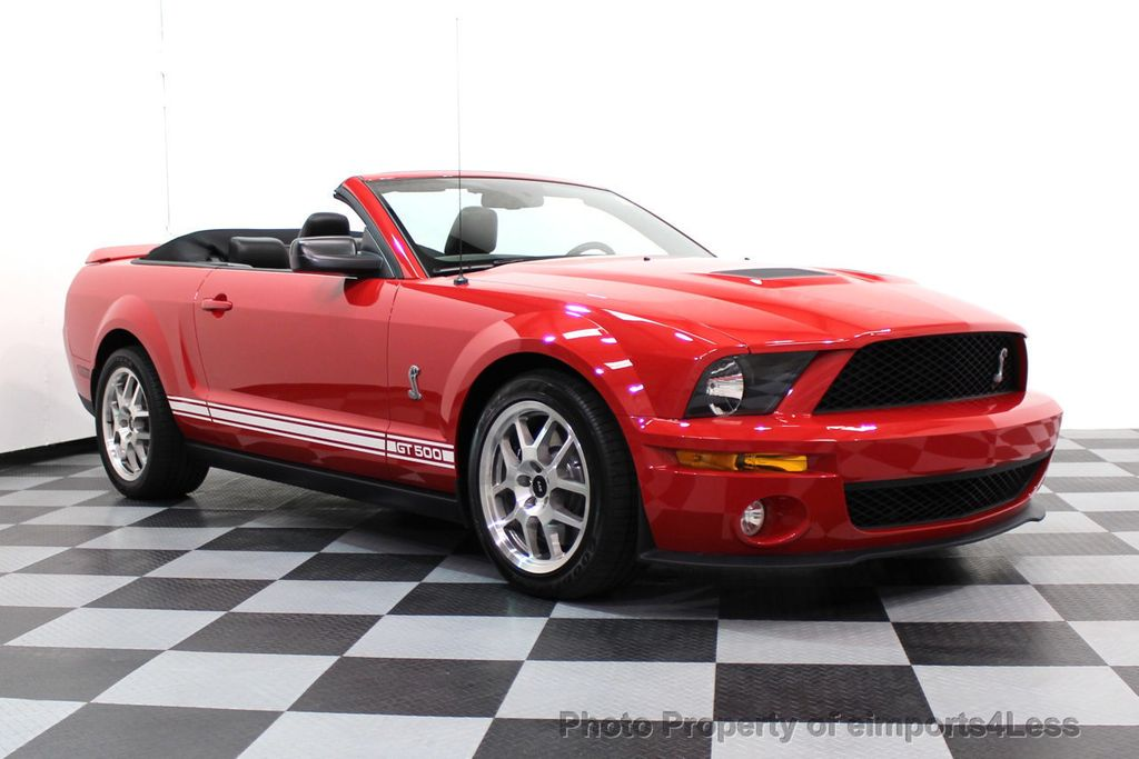 2007 Ford Mustang SHELBY GT500  - 17537715 - 47