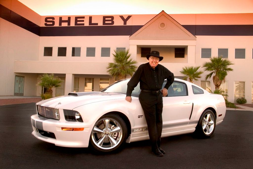 2007 Ford Mustang Shelby GT/SC Concept Car - 15980939 - 0