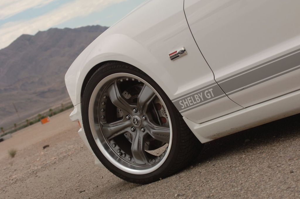 2007 Ford Mustang Shelby GT/SC Concept Car - 15980939 - 10