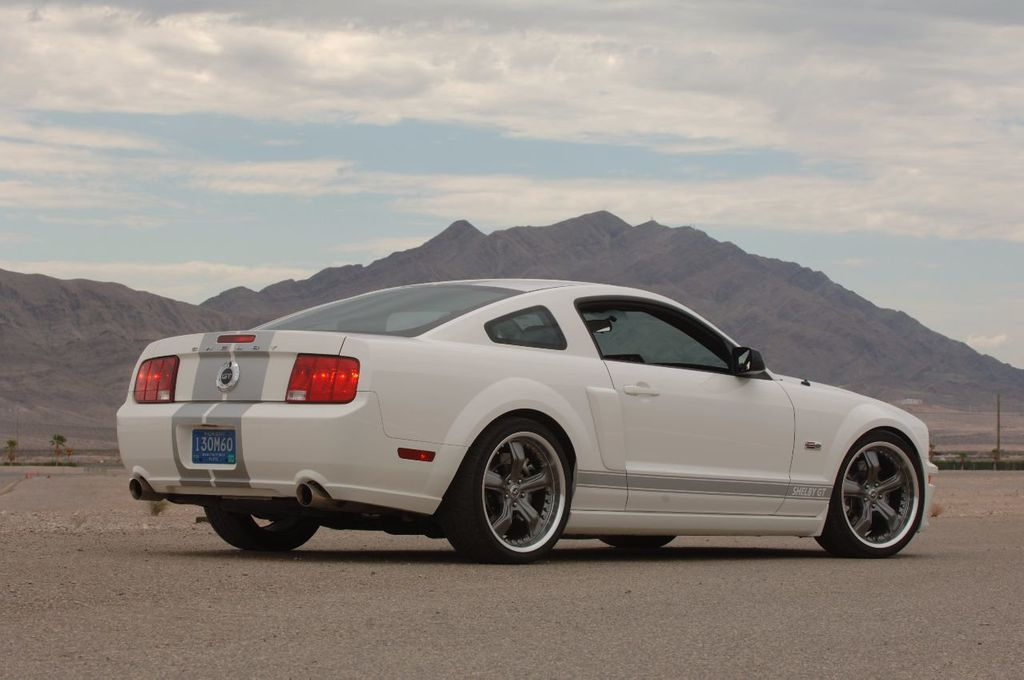 2007 Ford Mustang Shelby GT/SC Concept Car - 15980939 - 12
