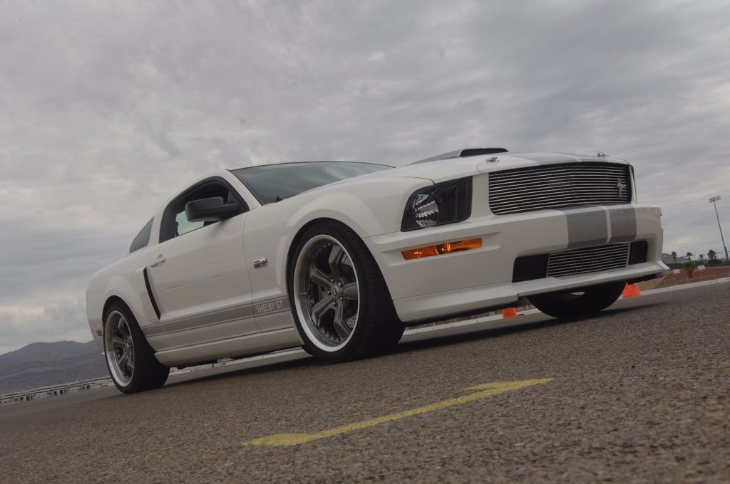 2007 Ford Mustang Shelby GT/SC Concept Car - 15980939 - 13