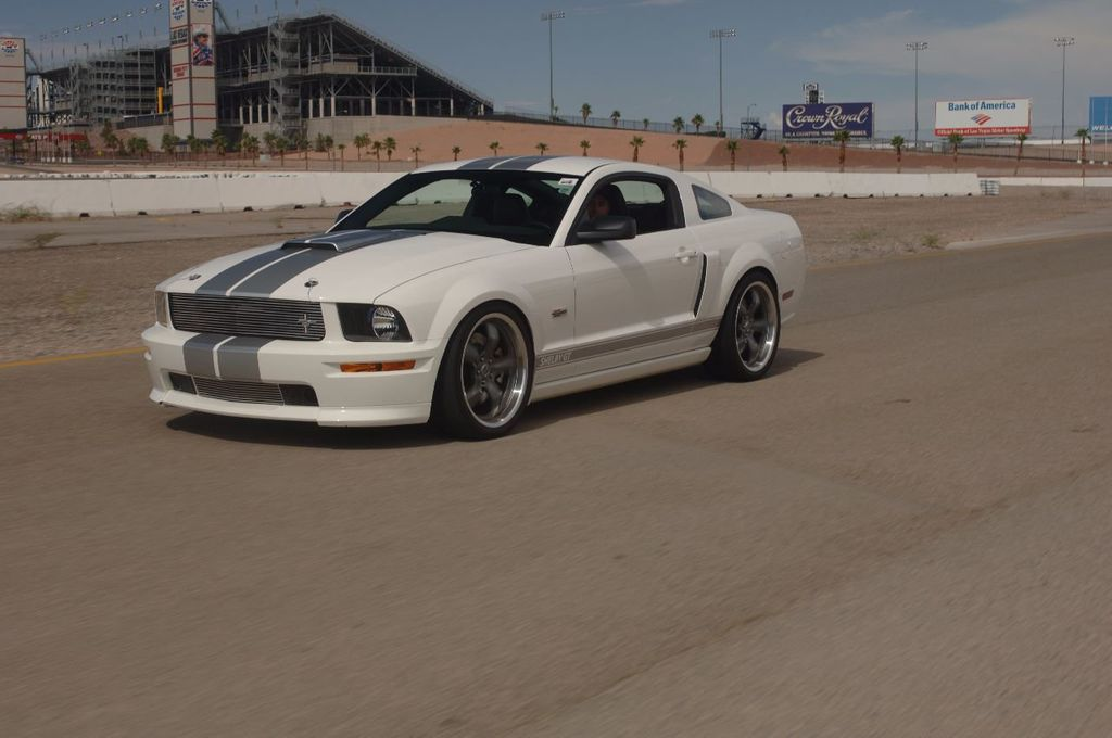 2007 Ford Mustang Shelby GT/SC Concept Car - 15980939 - 14