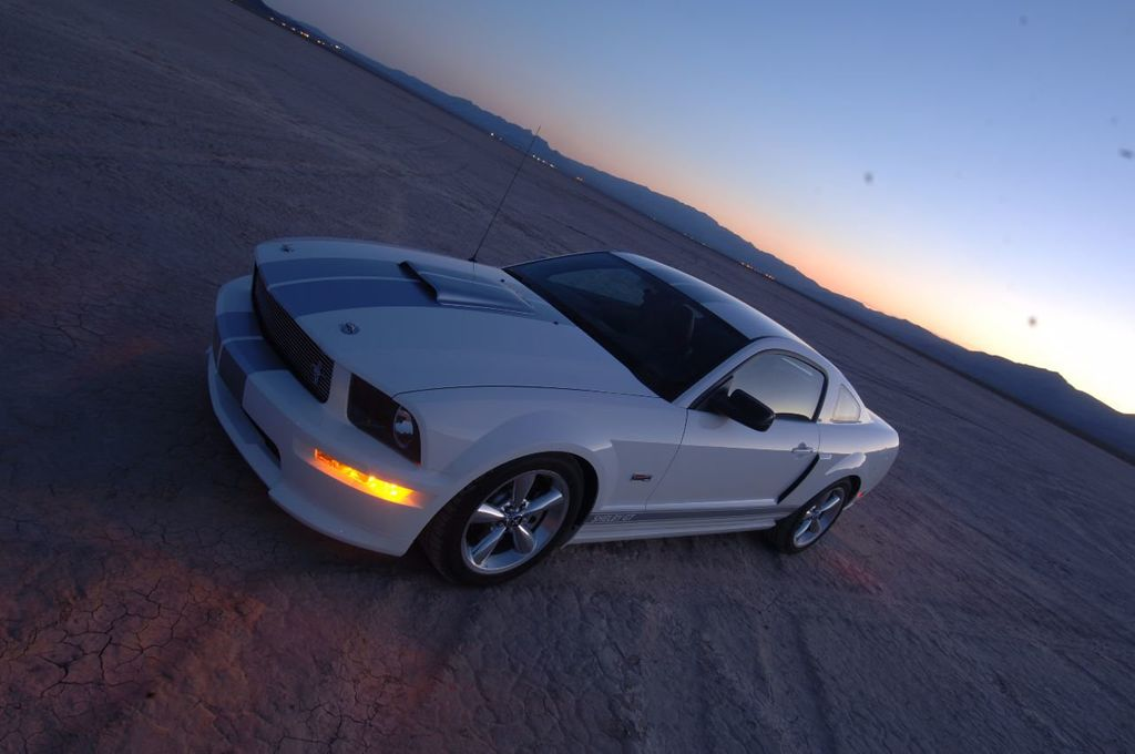 2007 Ford Mustang Shelby GT/SC Concept Car - 15980939 - 15