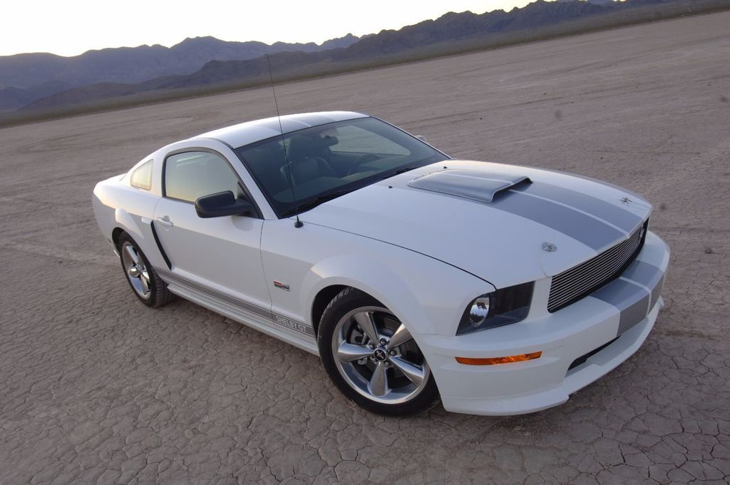 2007 Ford Mustang Shelby GT/SC Concept Car - 15980939 - 16