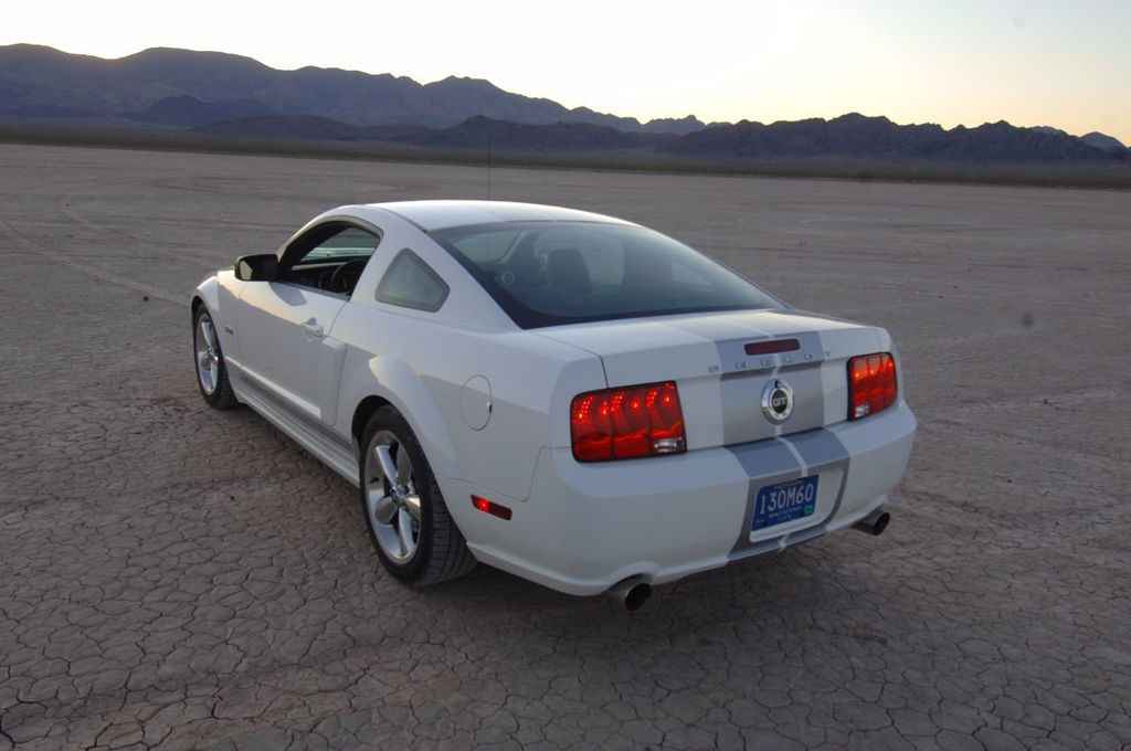 2007 Ford Mustang Shelby GT/SC Concept Car - 15980939 - 17