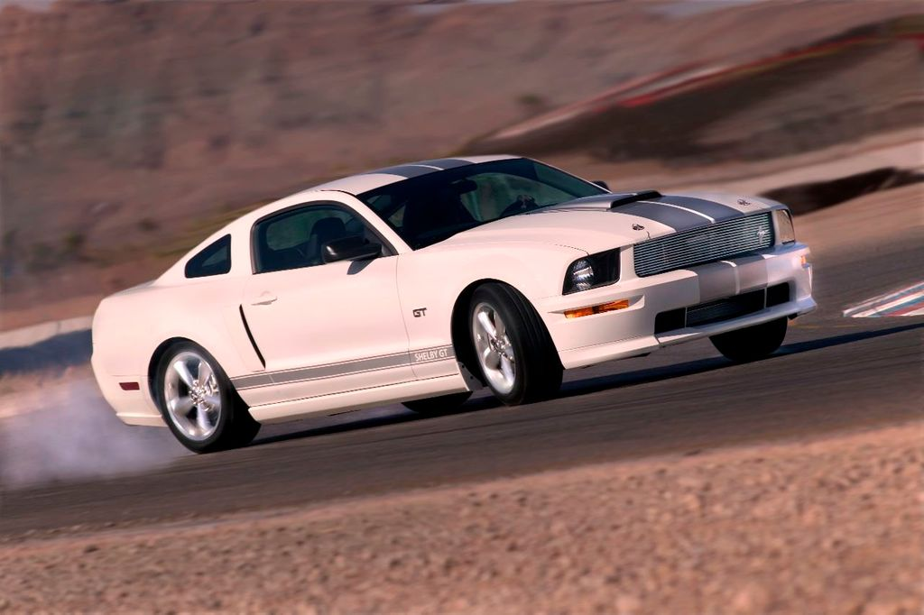 2007 Ford Mustang Shelby GT/SC Concept Car - 15980939 - 1