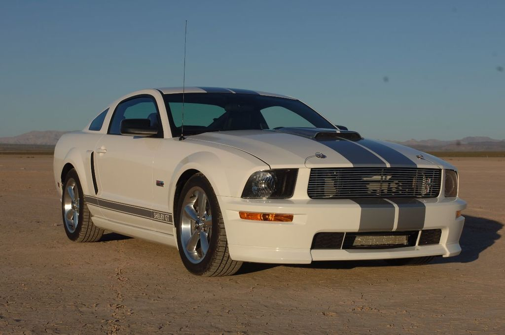 2007 Ford Mustang Shelby GT/SC Concept Car - 15980939 - 19