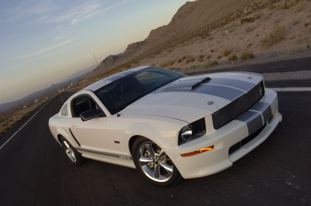 2007 Ford Mustang Shelby GT/SC Concept Car - 15980939 - 20