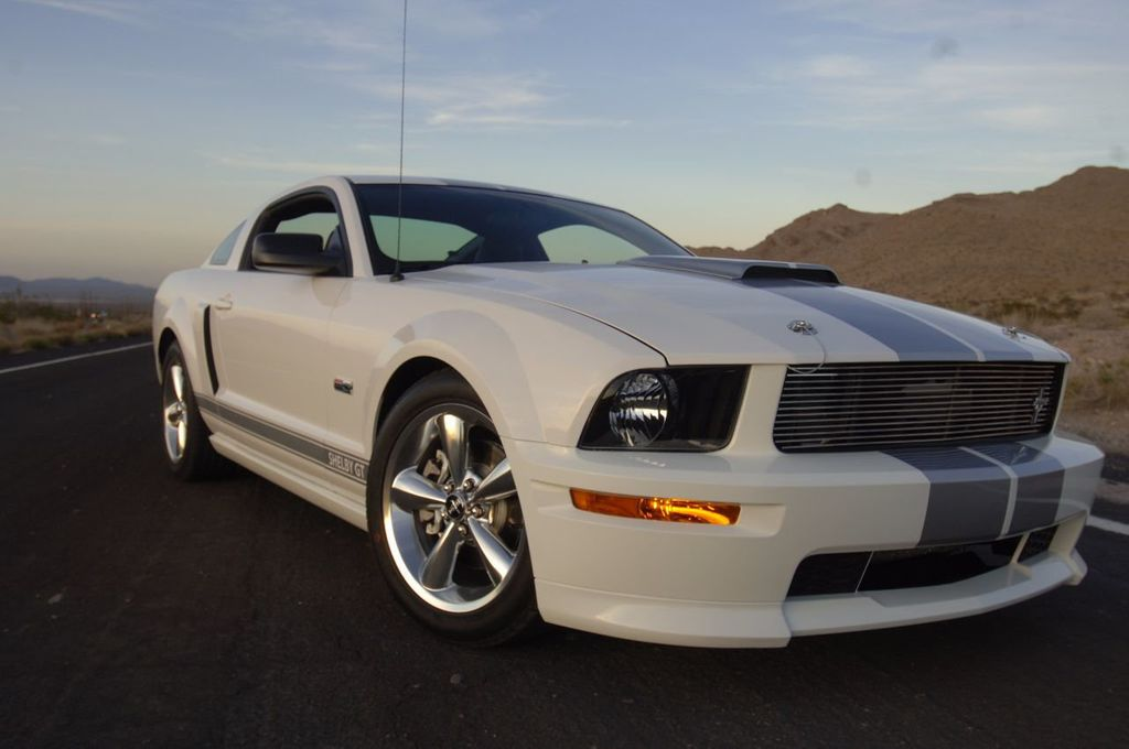 2007 Ford Mustang Shelby GT/SC Concept Car - 15980939 - 21