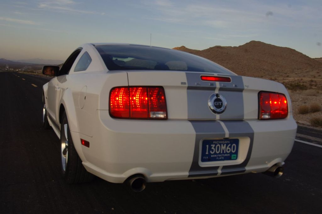 2007 Ford Mustang Shelby GT/SC Concept Car - 15980939 - 22