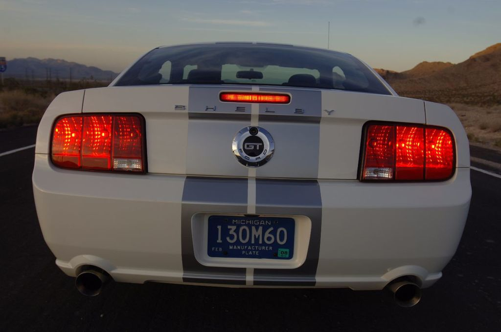 2007 Ford Mustang Shelby GT/SC Concept Car - 15980939 - 23