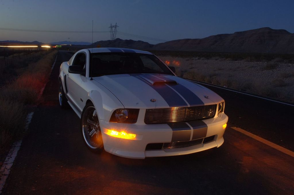 2007 Ford Mustang Shelby GT/SC Concept Car - 15980939 - 25