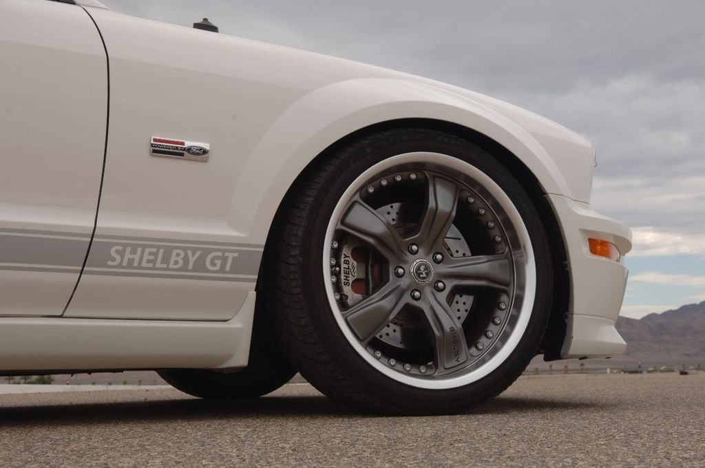 2007 Ford Mustang Shelby GT/SC Concept Car - 15980939 - 28