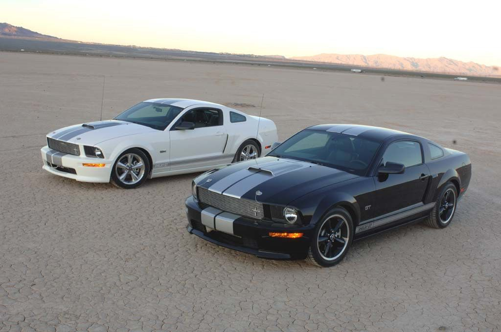 2007 Used Ford Mustang Shelby GT/SC Concept Car at WeBe Autos ...