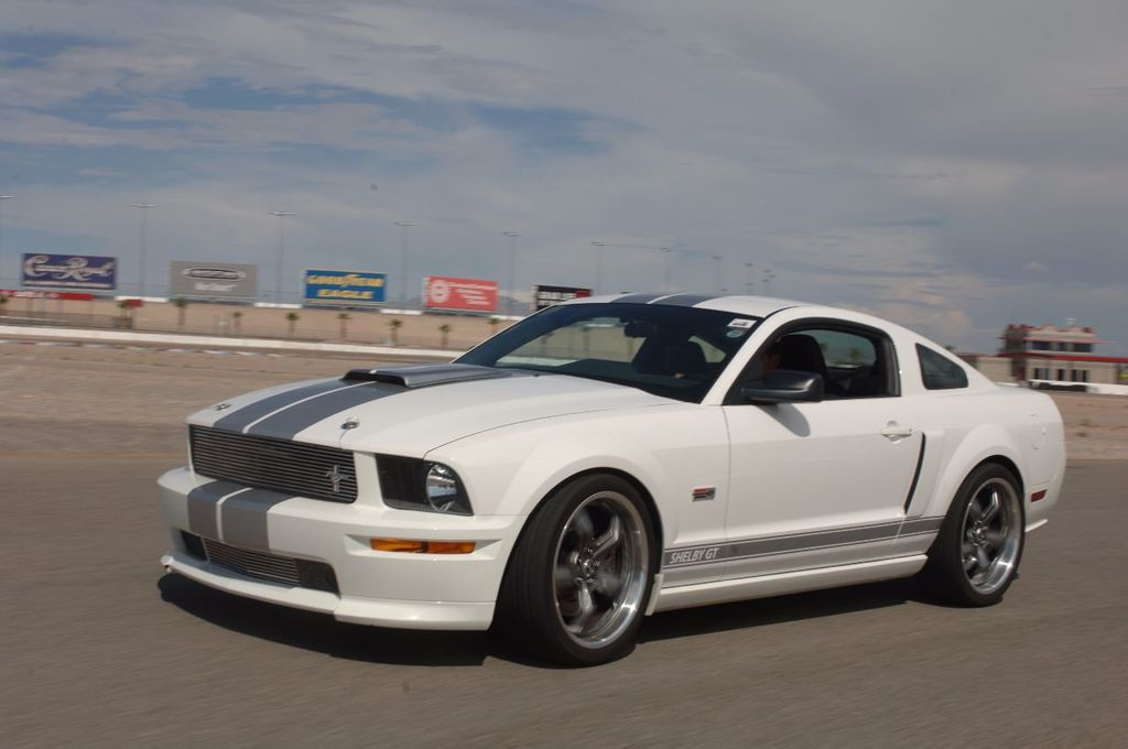 2007 Ford Mustang Shelby GT/SC Concept Car - 15980939 - 30