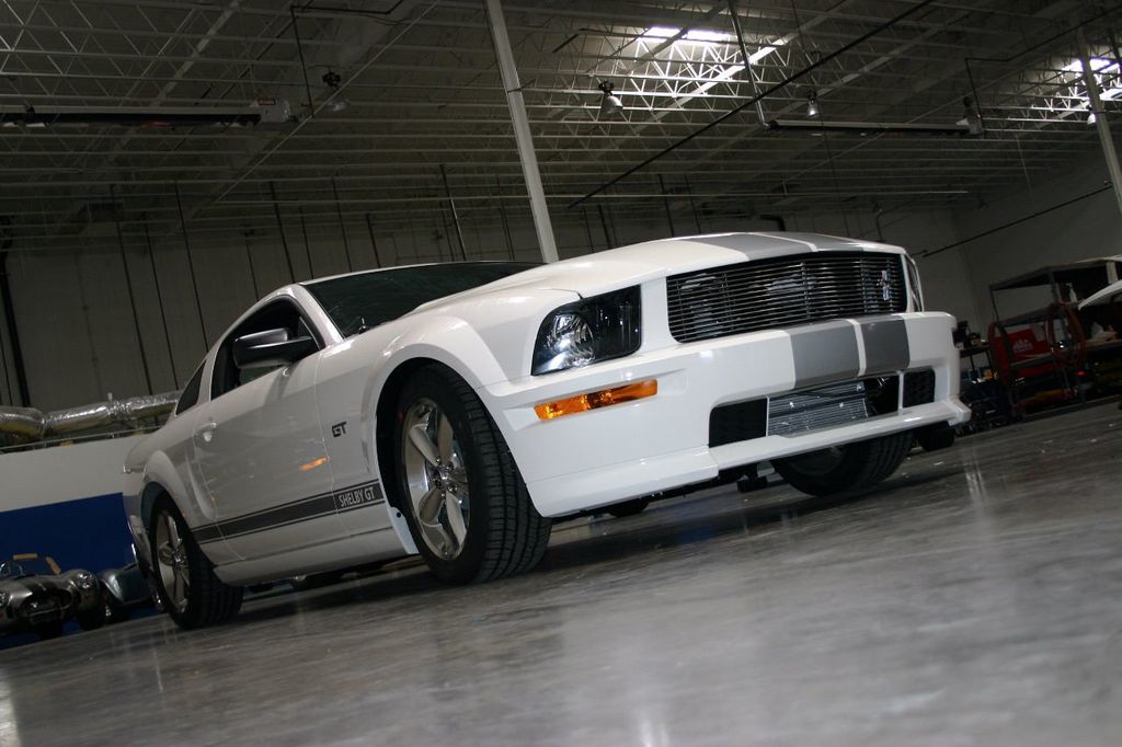 2007 Ford Mustang Shelby GT/SC Concept Car - 15980939 - 34
