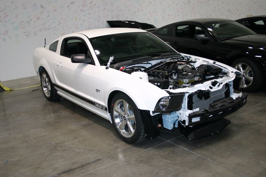 2007 Ford Mustang Shelby GT/SC Concept Car - 15980939 - 35