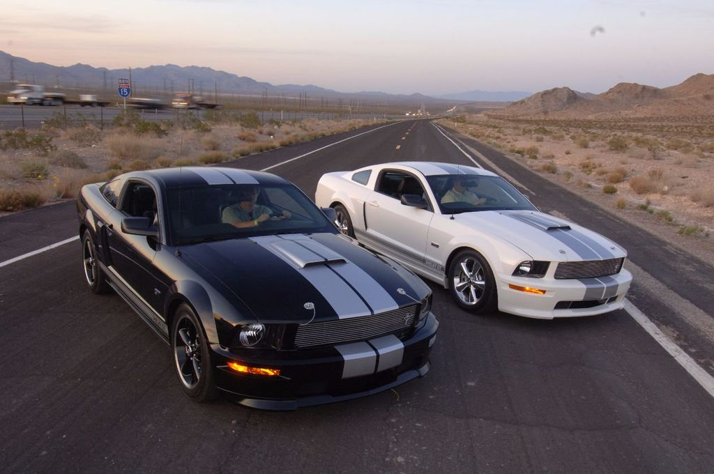 2007 Ford Mustang Shelby GT/SC Concept Car - 15980939 - 3