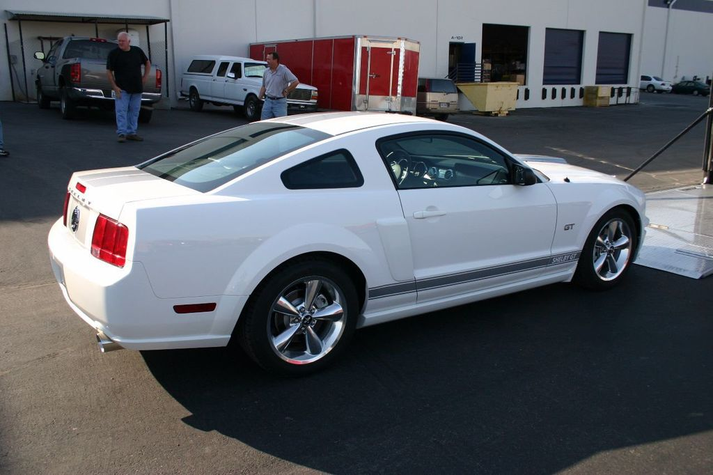 2007 Ford Mustang Shelby GT/SC Concept Car - 15980939 - 49