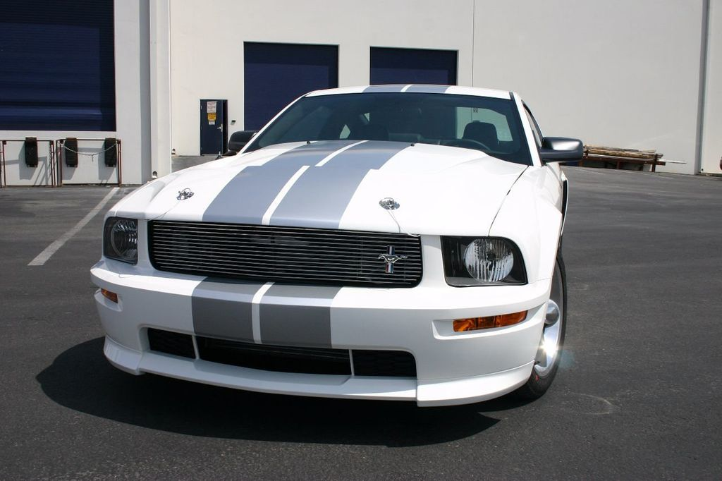 2007 Ford Mustang Shelby GT/SC Concept Car - 15980939 - 53