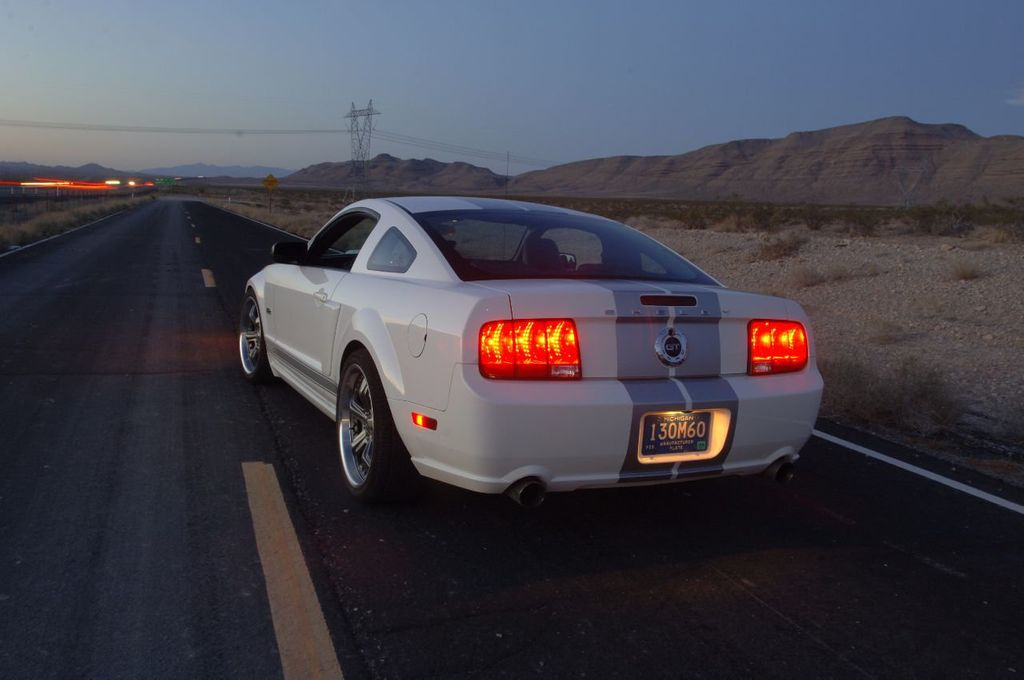 2007 Ford Mustang Shelby GT/SC Concept Car - 15980939 - 55