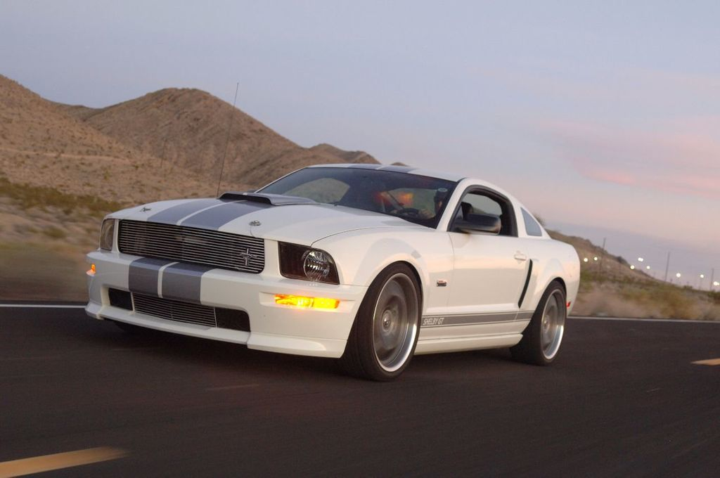 2007 Ford Mustang Shelby GT/SC Concept Car - 15980939 - 58
