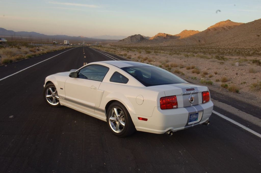 2007 Ford Mustang Shelby GT/SC Concept Car - 15980939 - 5
