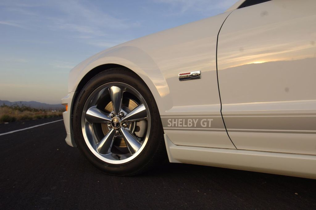 2007 Ford Mustang Shelby GT/SC Concept Car - 15980939 - 61