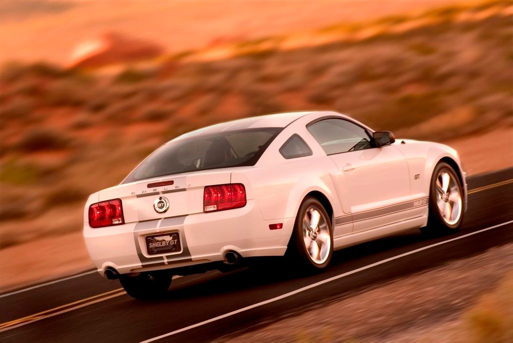 2007 Ford Mustang Shelby GT/SC Concept Car - 15980939 - 6