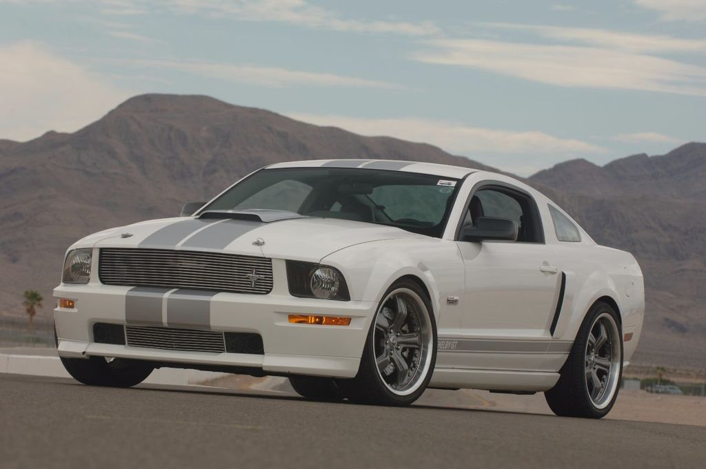 2007 Ford Mustang Shelby GT/SC Concept Car - 15980939 - 7