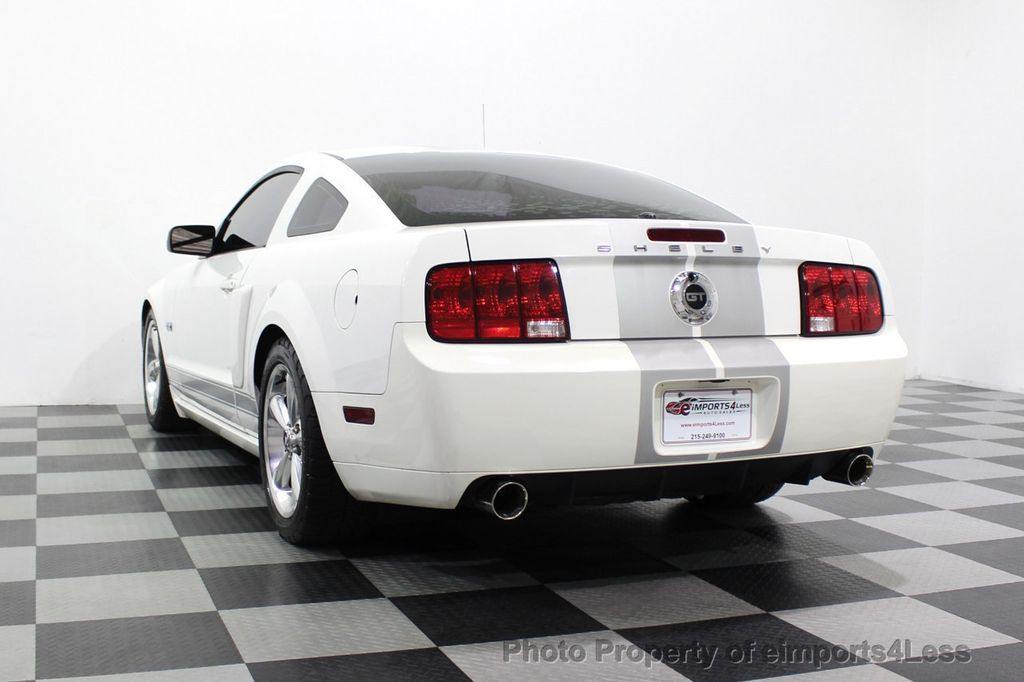 2007 Ford Mustang Shelby GT CERTIFIED SHELBY GT  - 18315050 - 15
