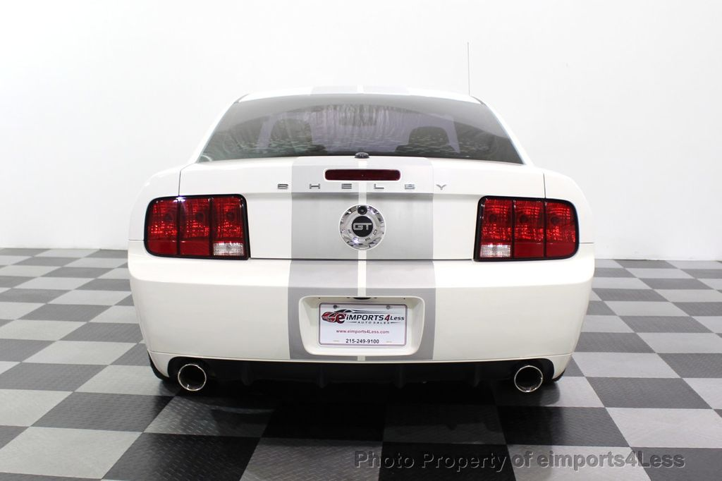 2007 Ford Mustang Shelby GT CERTIFIED SHELBY GT  - 18315050 - 16