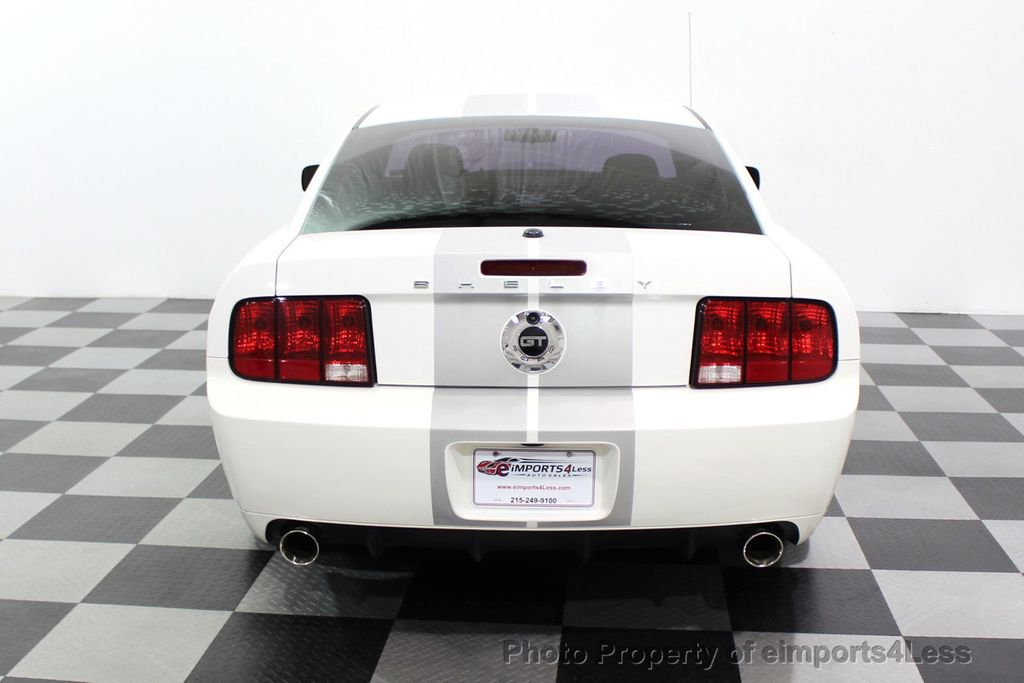 2007 Ford Mustang Shelby GT CERTIFIED SHELBY GT  - 18315050 - 31
