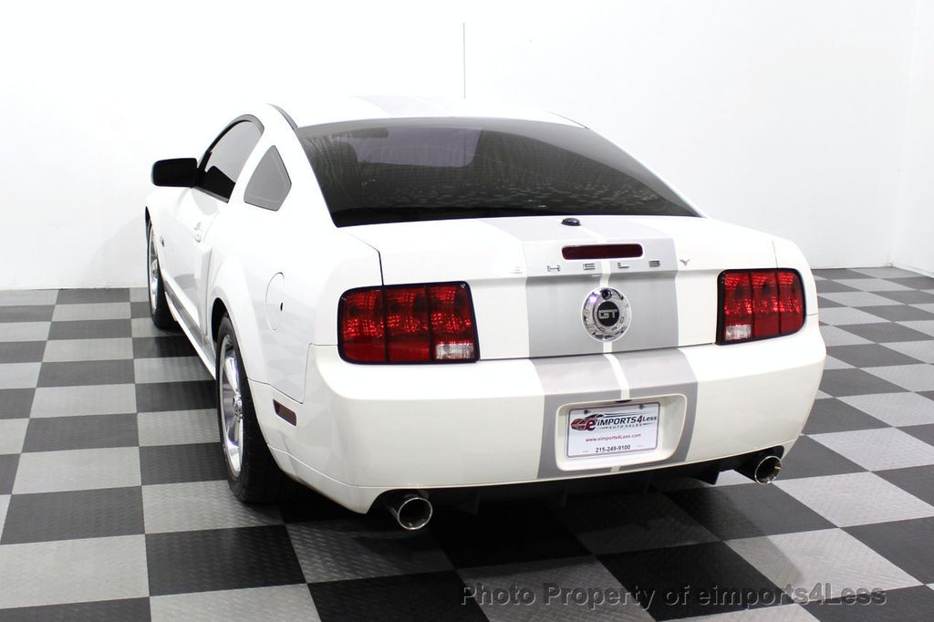 2007 Ford Mustang Shelby GT CERTIFIED SHELBY GT  - 18315050 - 47