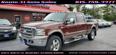 2007 Ford Super Duty F-250 2007 Ford F250 King Ranch 4x4 Diesel Truck
