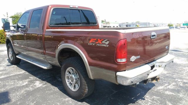 "2007 Ford Super Duty F-250 4WD Crew Cab 156"" King Ranch - Click to see full-size photo viewer"