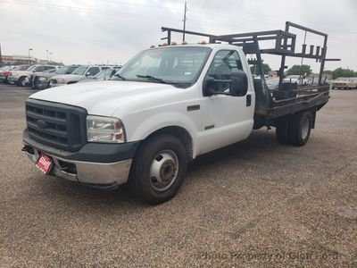 2007 Ford Super Duty F-350 DRW Cab-Chassis