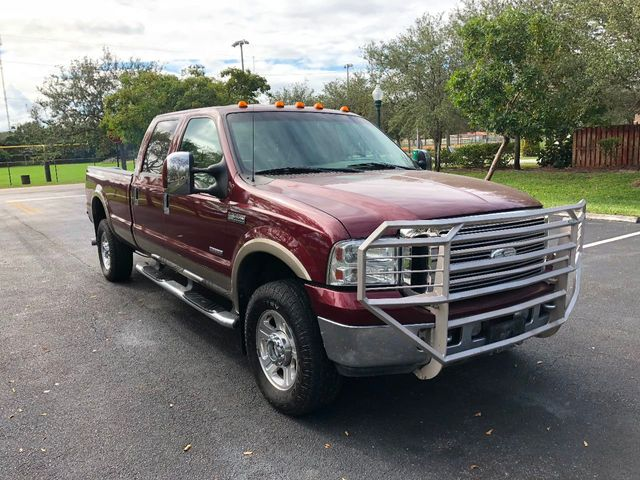 "2007 Ford Super Duty F-350 SRW 4WD Crew Cab 156"" Lariat - Click to see full-size photo viewer"